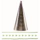 Douille en acier inoxydable PME 50 (feuille)
