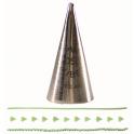 Decorating tip - PME 50 (leaf)