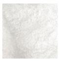 Decora - Feuilles en argent alimentaire, 86x86 mm, 5 pièces