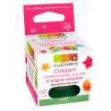 ScrapCookig - Powder food coloring of natural origin green, 10 g