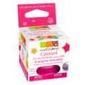 ScrapCooking - Colorant alimentaire en poudre d'origine naturel rose, 10 g