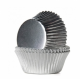 Baking Cups Micro size silver, 180 pieces