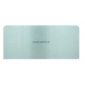 Choctastique - Lissoir acier inoxydable, extra grand