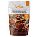 Decora - Edelbitter-schokolade Pulver, 250 g