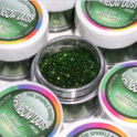 Rainbow Dust Sparkle Range - Jewel Moss Green, 5g
