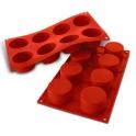 Silikomart - Cylinder silicone mold