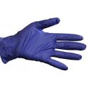 Einweghandschuhe nitril blau, Grösse M, 10 Stück