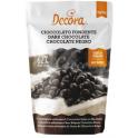 Decora - Chocolat noir (62% de cacao), en pistoles, 250 g