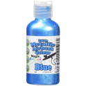 Magic Colours - Colorant alimentaire aérographe, bleu métallisé, 55 ml