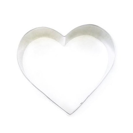 Cookie Cutter Heart, approx. 5 cm width