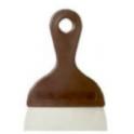 Bakery - Wide Spatula, 16 cm