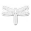 Staedter - Fondant embossing stamp dragonfly, 6.5 cm