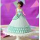 Wilton - moule à gâteau poupée et robe