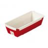 Decora - Caissette cuisson cake, 235x85x70 mm, 5 pièces