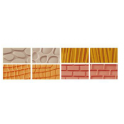 Decora - Texture Mat nature, set of 4