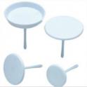 Wilton - Blumen- und Cupcakenägel set, 4 Stück