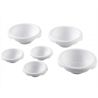 Wilton - Flower Shaping Bowls, 6 pieces