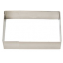 Decora - Baking rectangle,  9 x 5 x 4.5 cm