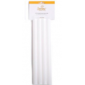 Decora - Dowel Rods Plastic 30 x 1.8 cm, 4 pieces