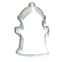 Cookie Cutter fire hydrant, approx. 7.5 cm