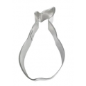 Cookie Cutter Pear, approx. 9 cm