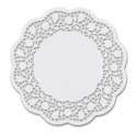 Staedter - White round Doilies, 32 cm, 10 pieces