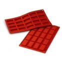 Silikomart - Financier silicone mold (mini)