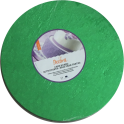 Cake Board green, cm 30 diameter, 10 mm thick