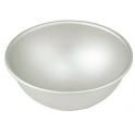 Moule gâteau hémisphère en aluminium, 20 cm