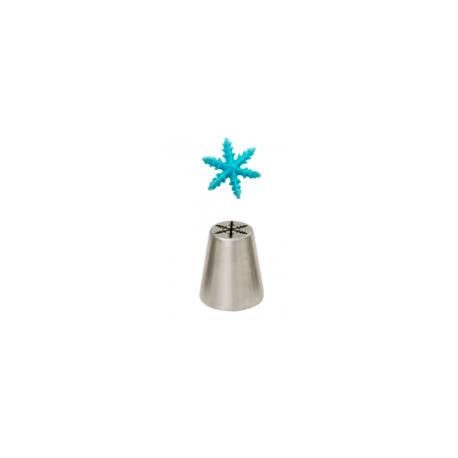 Decorating tip frozen star, 75