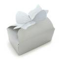 Small White Boxes, 7 x 4 cm, 5 pieces