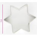 Cookie cutter star, 5 cm