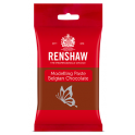 Renshaw - Milk chocolate modeling paste, 180 g