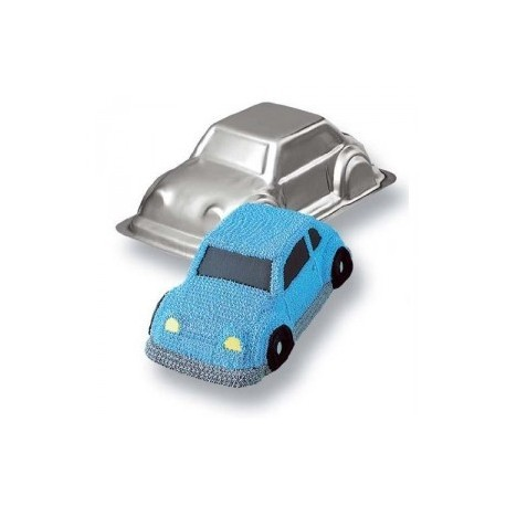 Wilton - moule à gâteau voiture 3D