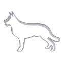 Emporte-pièce - Chien berger allemand,  approx. 7.5 cm