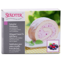 Staedter - Whipped cream fix wildberry, 125 g