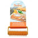 Decora - Pastry roller, lattice design