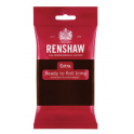 Renshaw Extra - Sugar paste chocolate flavour (brown), 250 g