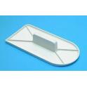 PME - Lisseur pour pâte à sucre, 15,5 x 7,8 cm