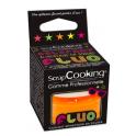 ScrapCookig - Fluo powder food coloring orange, 3 g