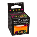 ScrapCooking - Colorant alimentaire en poudre fluo orange, 3 g