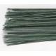 Culpitt - Green floral wire, 30 gauge, 50 pieces