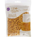 Wilton - Golden sequins confettis, 283 g