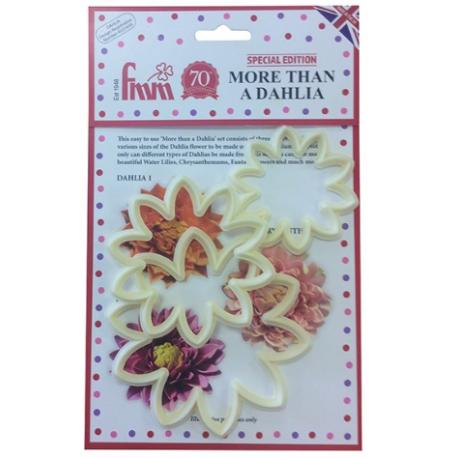FMM - Cutter More than a dahlia, 3 pieces