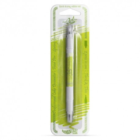 RD - Double sided Food Pen Spring Green