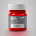 RD - Peinture alimentaire rouge, 25 ml