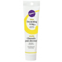 Wilton - Ready-to-Use Icing Tube yellow, 120 g
