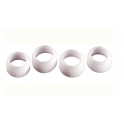 Wilton - Couple rings, 4 pieces