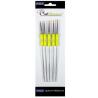 PME - Fine craft Brushes, 5 pieces