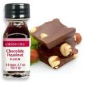 Arôme extra concentré chocolat noisette,  3.7 ml
